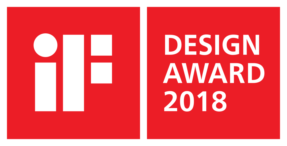 iF DESIGN AWARD