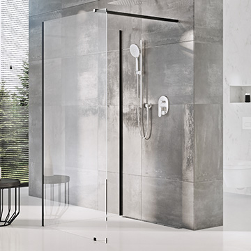 Cabines de douche Walk-In